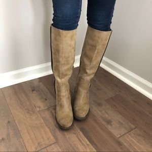 Calvin Klein riding boots